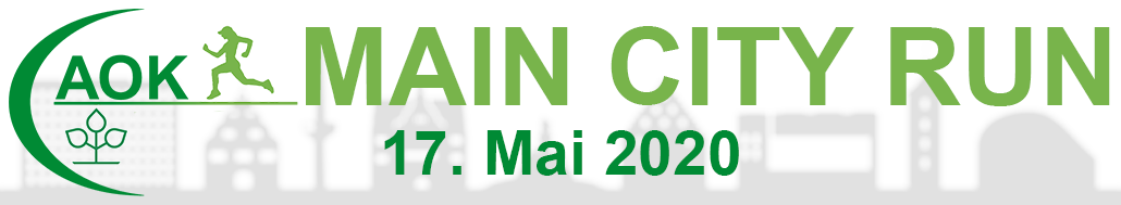 MainCityRun am 17. Mai 2020